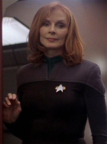 Dr Beverly Crusher